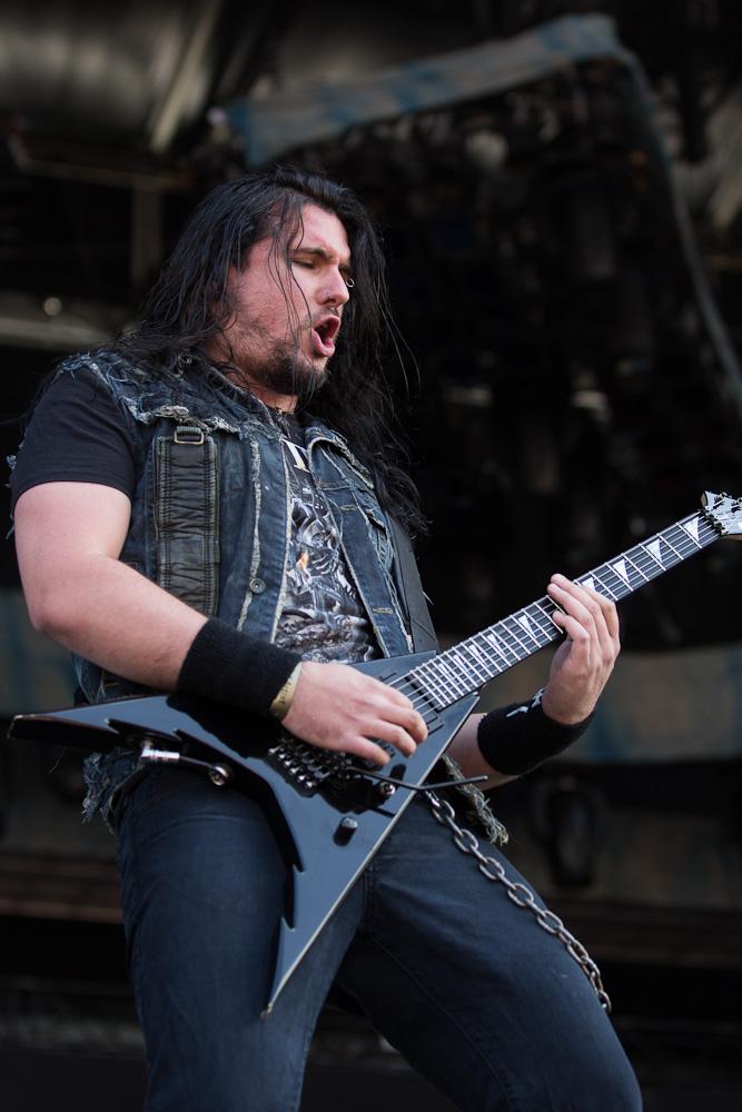 Trivium live, FortaRock Festival 2014