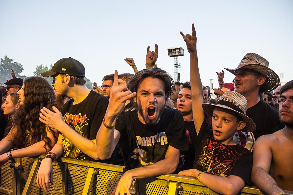Das Publikum bei Rock am Ring und Rock im Park 2014 >>>