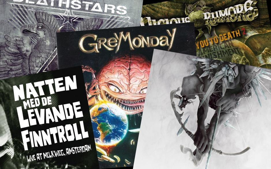 Die neuen Metal-Alben vom 13.06.2014 >>>