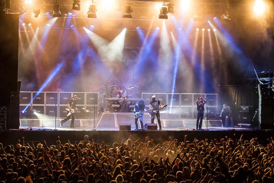 Accept live, Rock Harz 2013