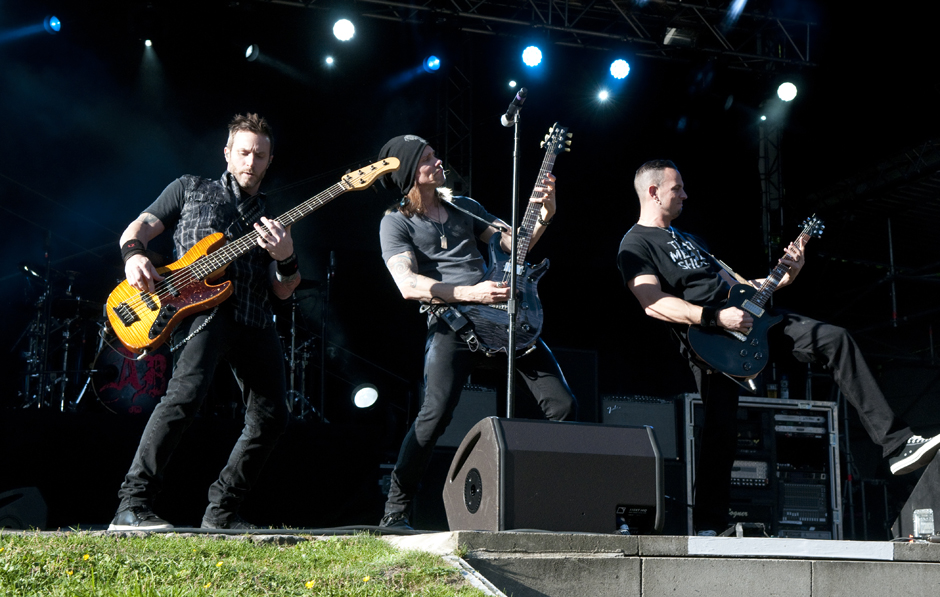 Alter Bridge + Skillet, Hamburg 2014