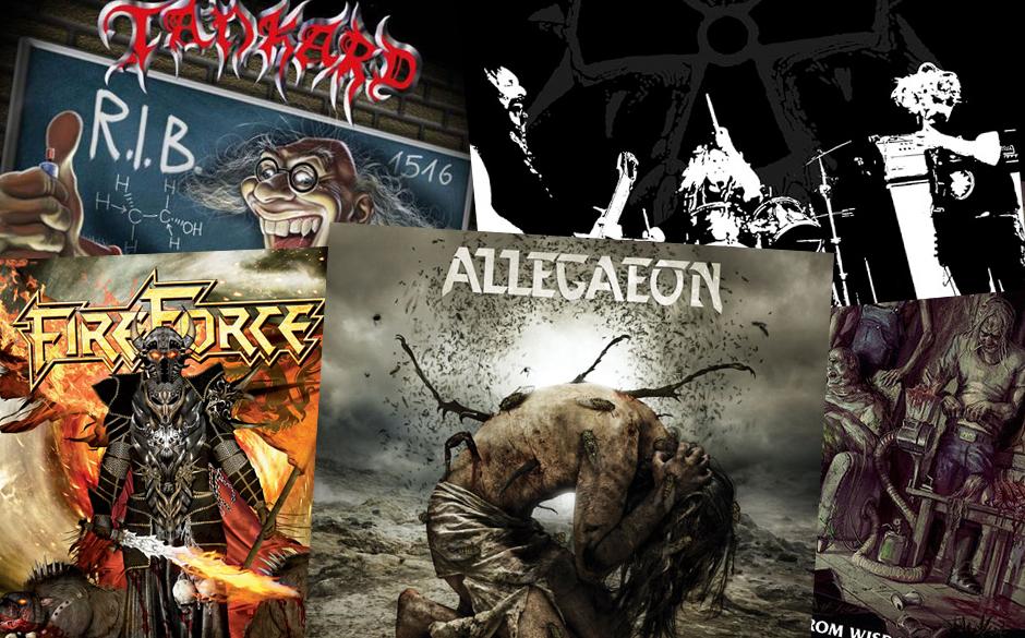Die neuen Metal-Alben vom 20.06.2014 >>>
