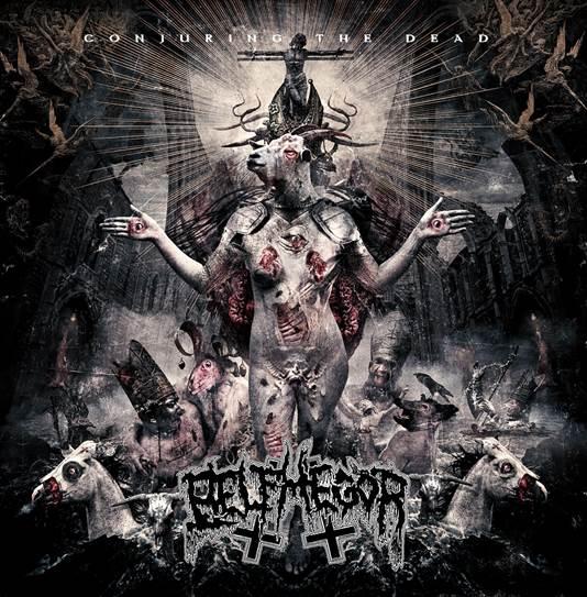 Belphegor - CONJURING THE DEAD, 08.08.2014
