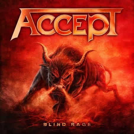 Accept - BLIND RAGE, 15.08.2014