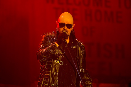 Judas Priest, live 2011, Sweden Rock Festival
