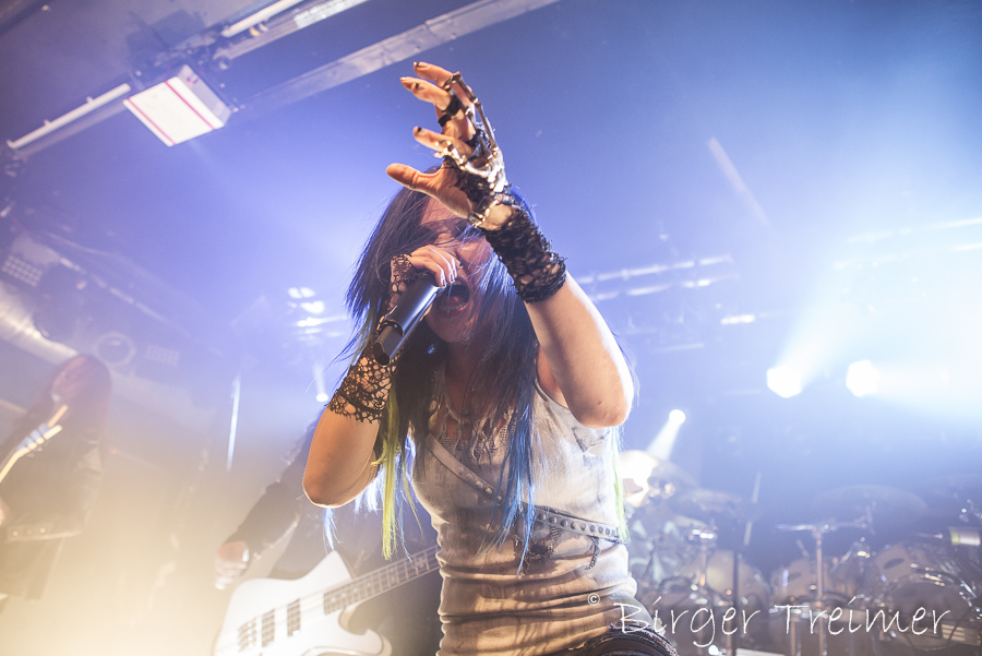 Arch Enemy + Izegrim + Dying Gorgeous Lies