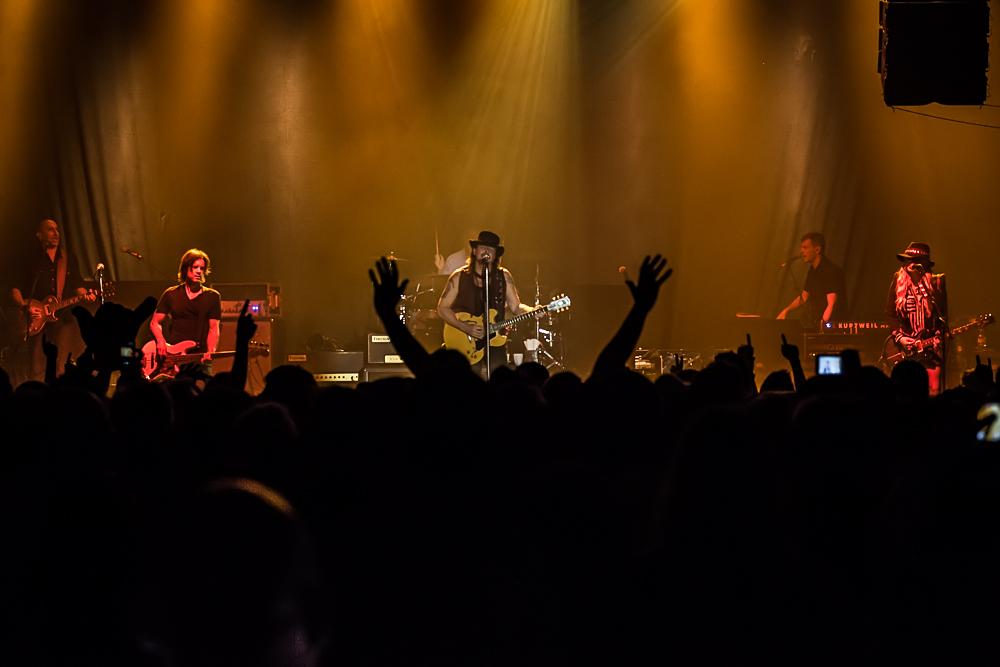 Richie Sambora + Orianthi live, 20.06.2014, München