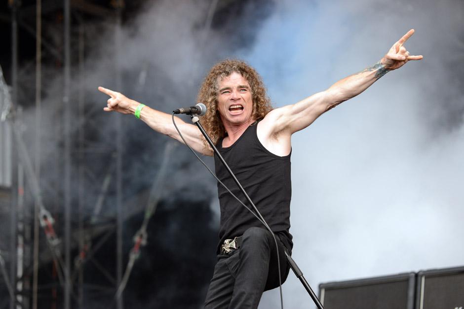 Overkill live, Wacken Open Air 2012