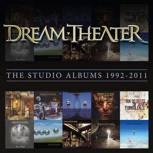 Dream Theater - THE STUDIO ALBUMS 1992-2011