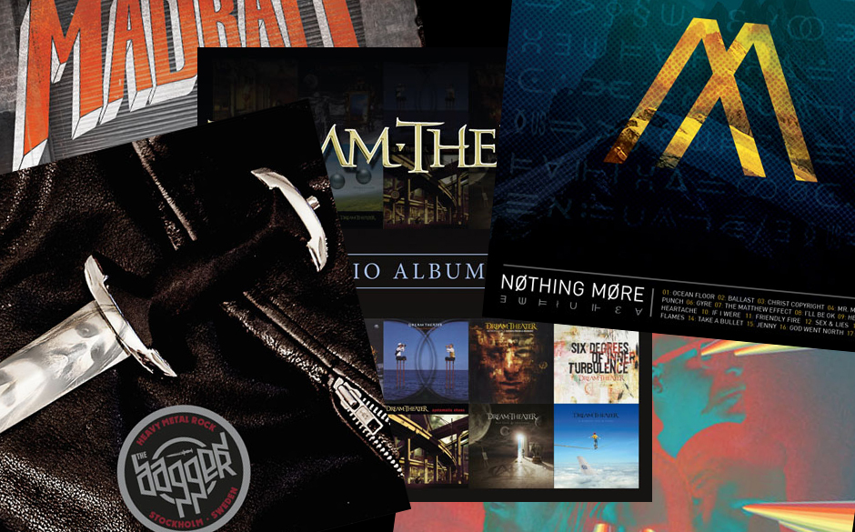 Das sind die neuen Metal-Alben vom 27.06.2014 >>>