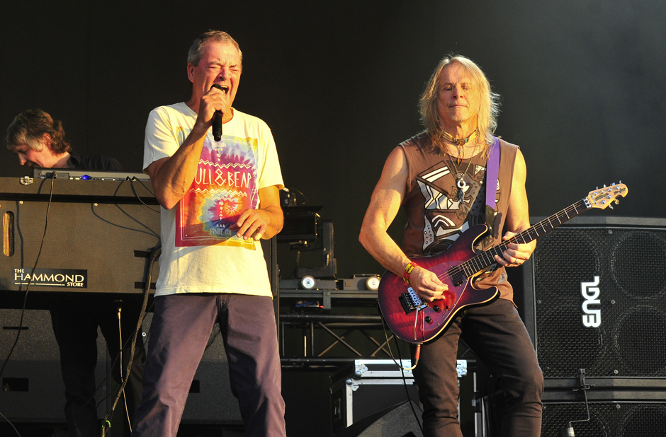 Deep Purple live, Wacken Open Air 2013
