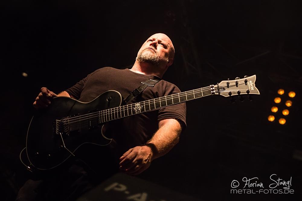 Walls Of Jericho live, 01.07.2014, Nürnberg: Rockfabrik