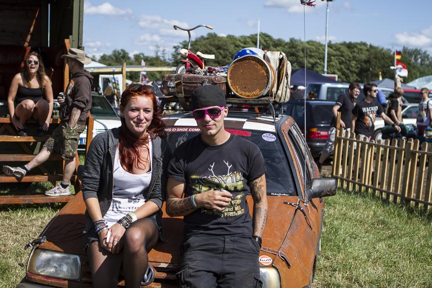 Wacken Open Air 2013 - Fans und Atmo