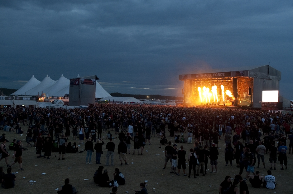 Amon Amarth, With Full Force 2014, C.Kersten