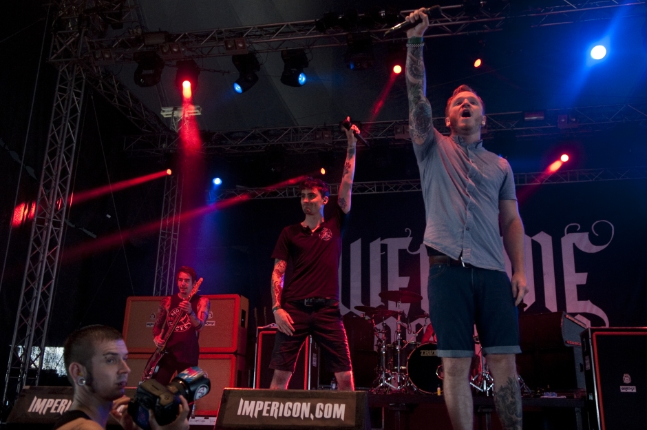 We Came As Romans, With Full Force 2014, C.Kersten