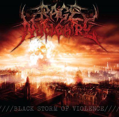 Rage Nucleaire BLACK STORM OF VIOELNCE