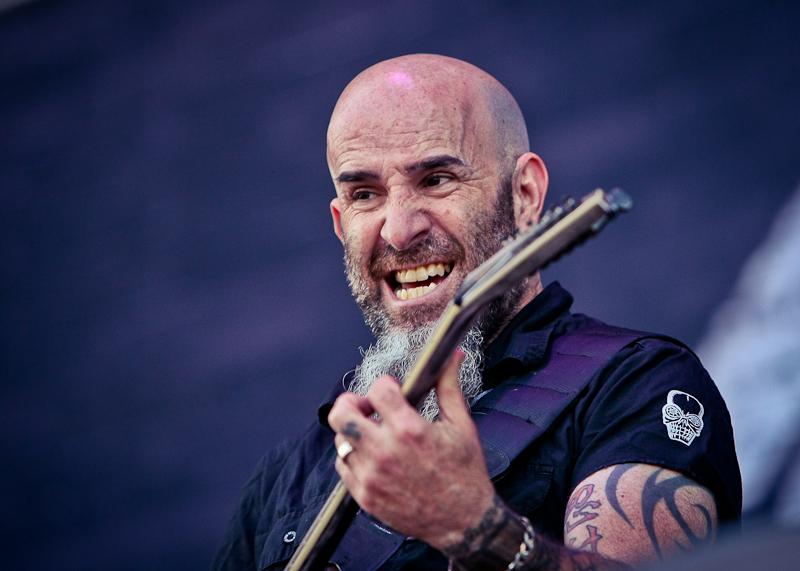Anthrax live, Nova Rock Festival 2014