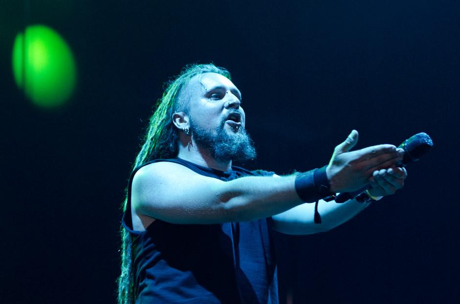 Decapitated live,  Wacken Open Air 2012