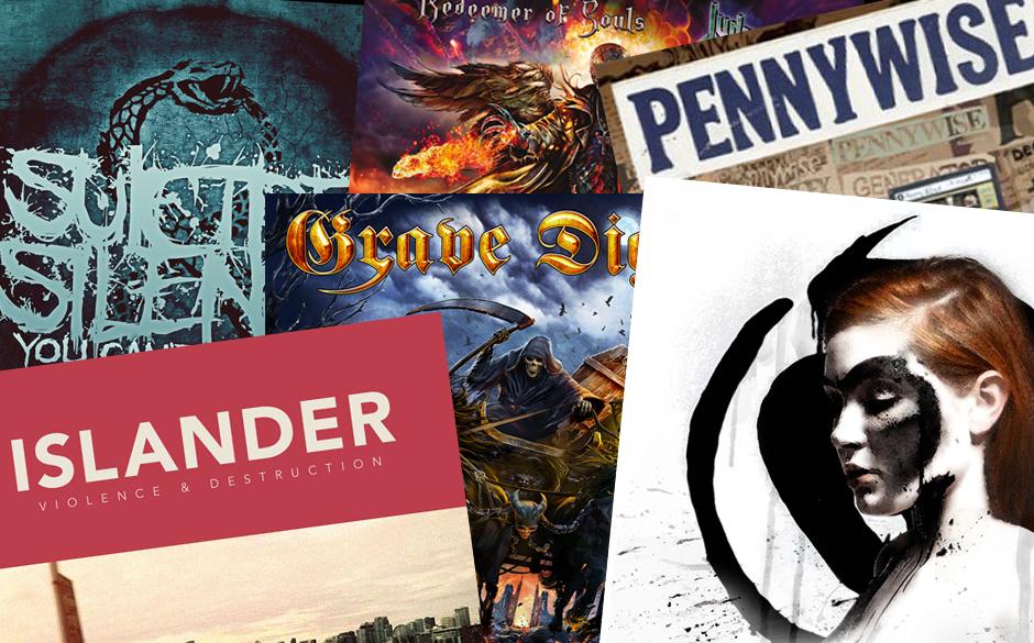 Das sind die neuen Metal-Alben vom 11.07.2014 >>>