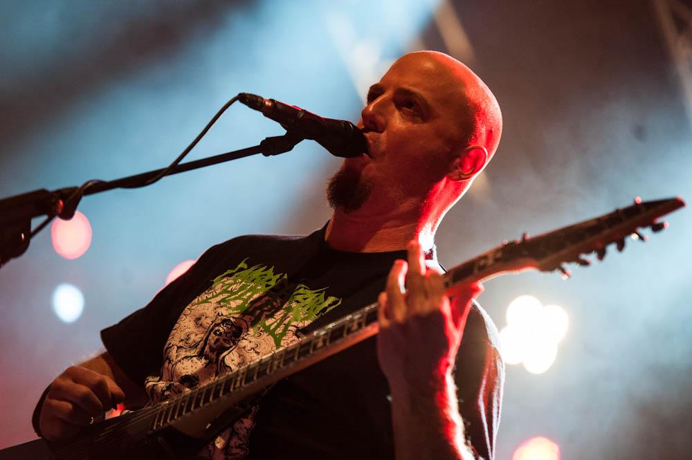 Dying Fetus live, 23.11.2013, Oberhausen