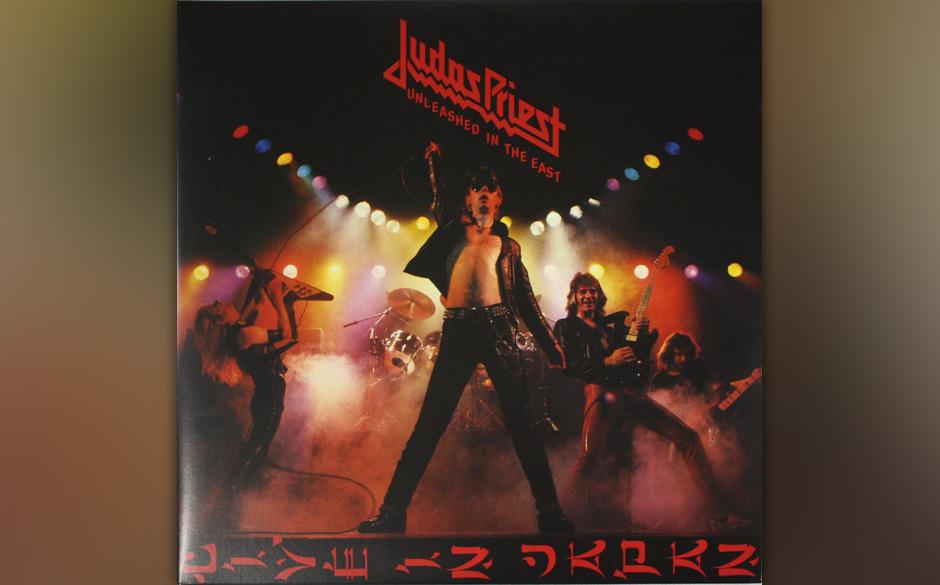 Judas Priest: Die Coverartworks der Metal-Gods