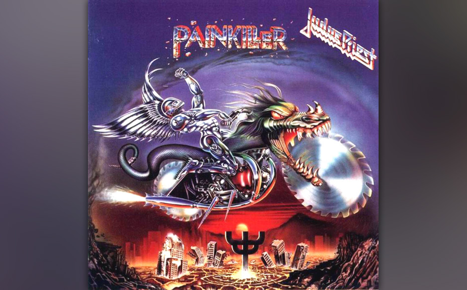 Judas Priest: Die Coverartworks der Metal-Gods