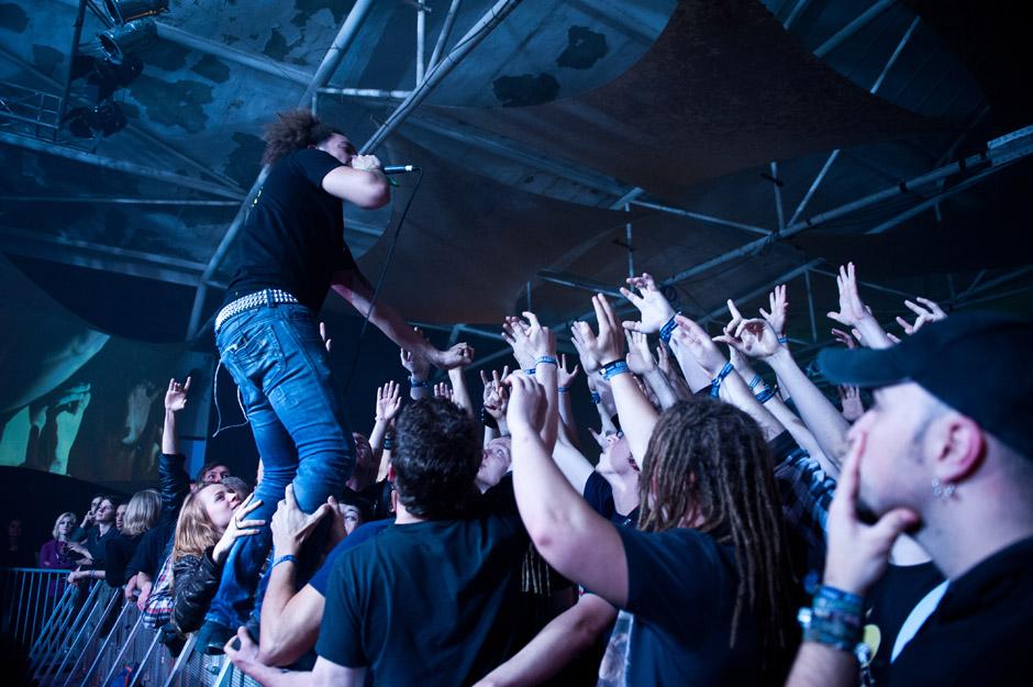 Ever Forthright live, Euroblast Festival 2013