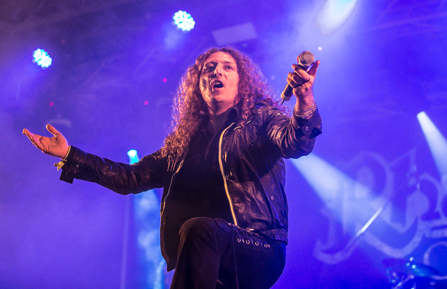 Rhapsody Of Fire live, Rock Harz Festival 2014