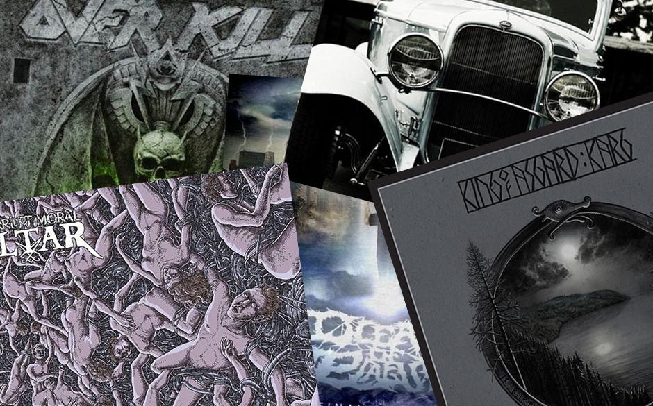 Das sind die neuen Metal-Alben vom 18.07.2014 >>>