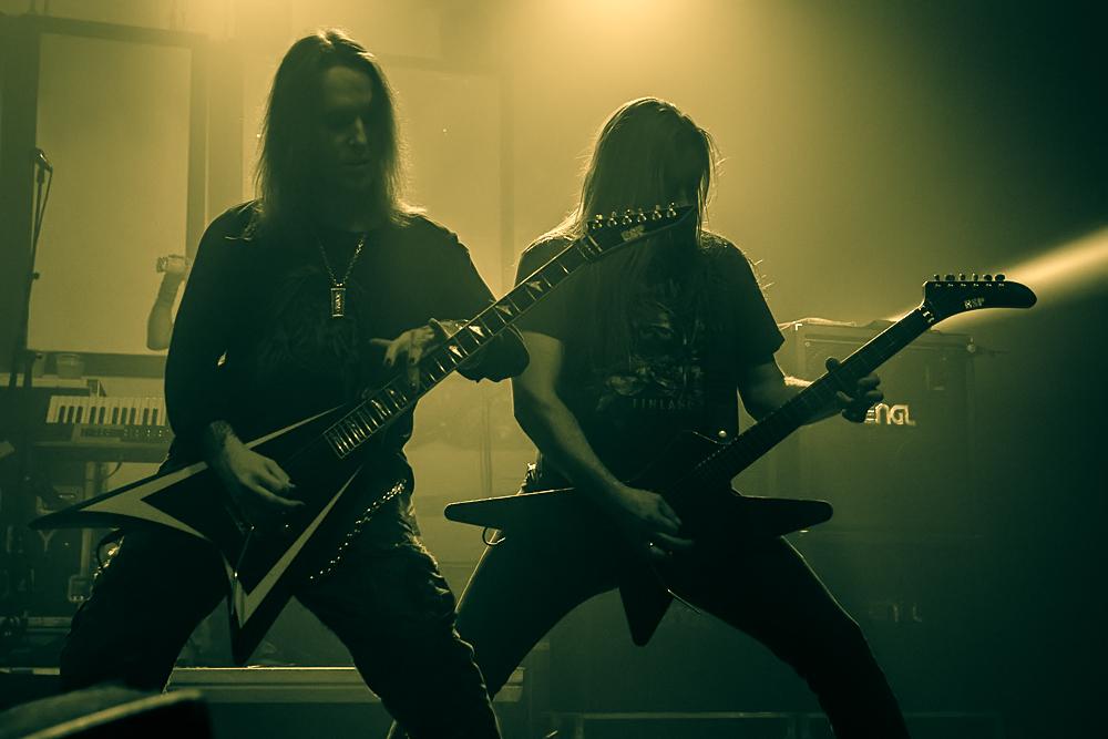 Children Of Bodom live, 18.10.2013, Metal Invasion Festival: Straubing