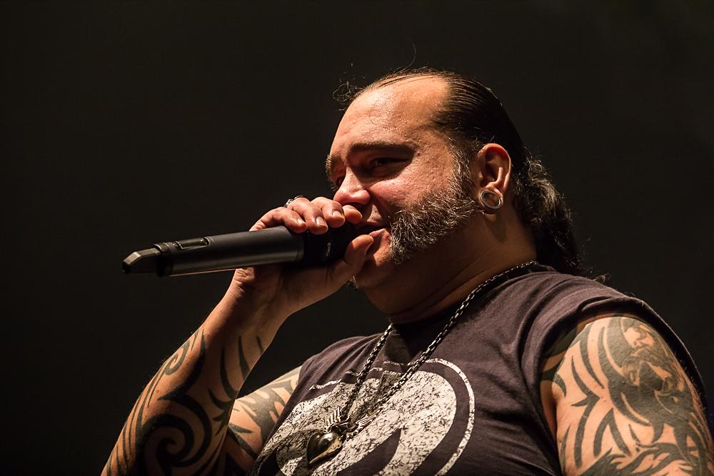 Crematory live, 19.10.2013, Metal Invasion Festival: Straubing