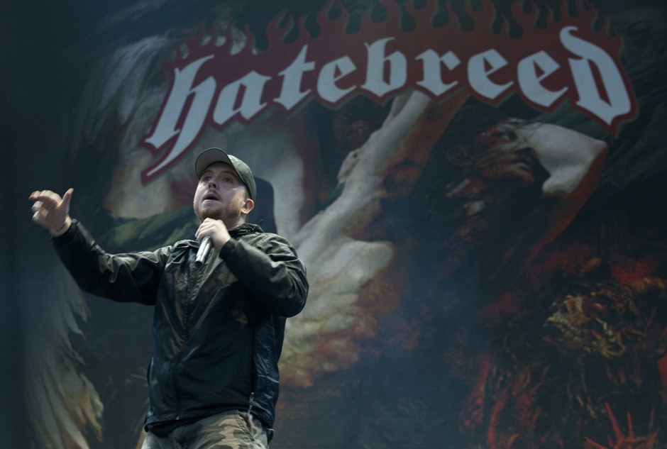 Hatebreed, With Full Force 2014, C.Kersten