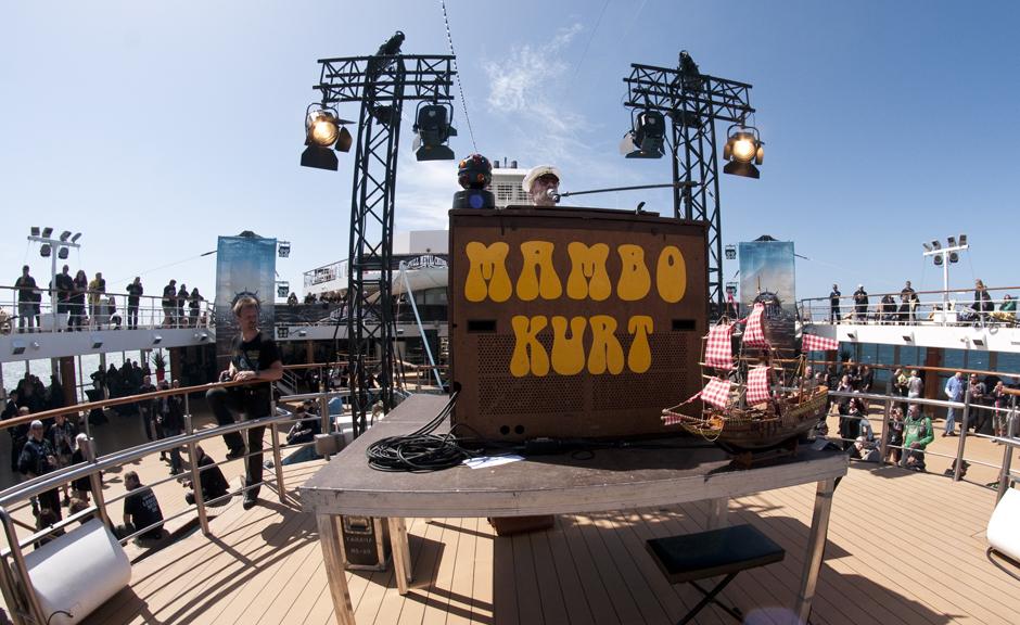 Mambo Kurt live, Full Metal Cruise 2013