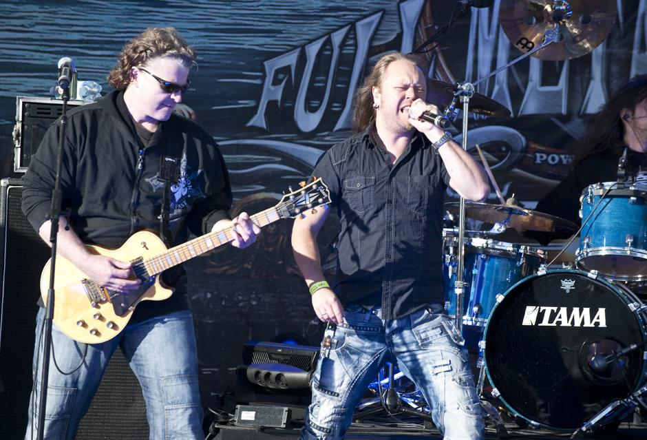 Masterplan live, Full Metal Cruise 2013