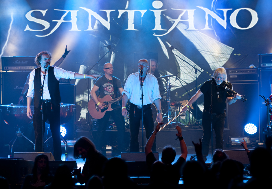 Santiano live, Full Metal Cruise 2013