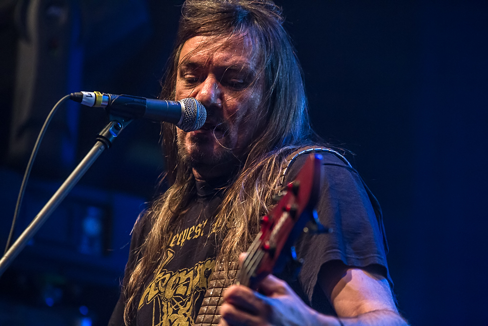 Sodom live, 18.10.2013, Metal Invasion Festival: Straubing