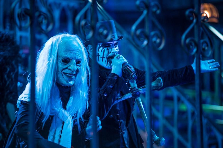 King Diamond live, Metaldays 2013