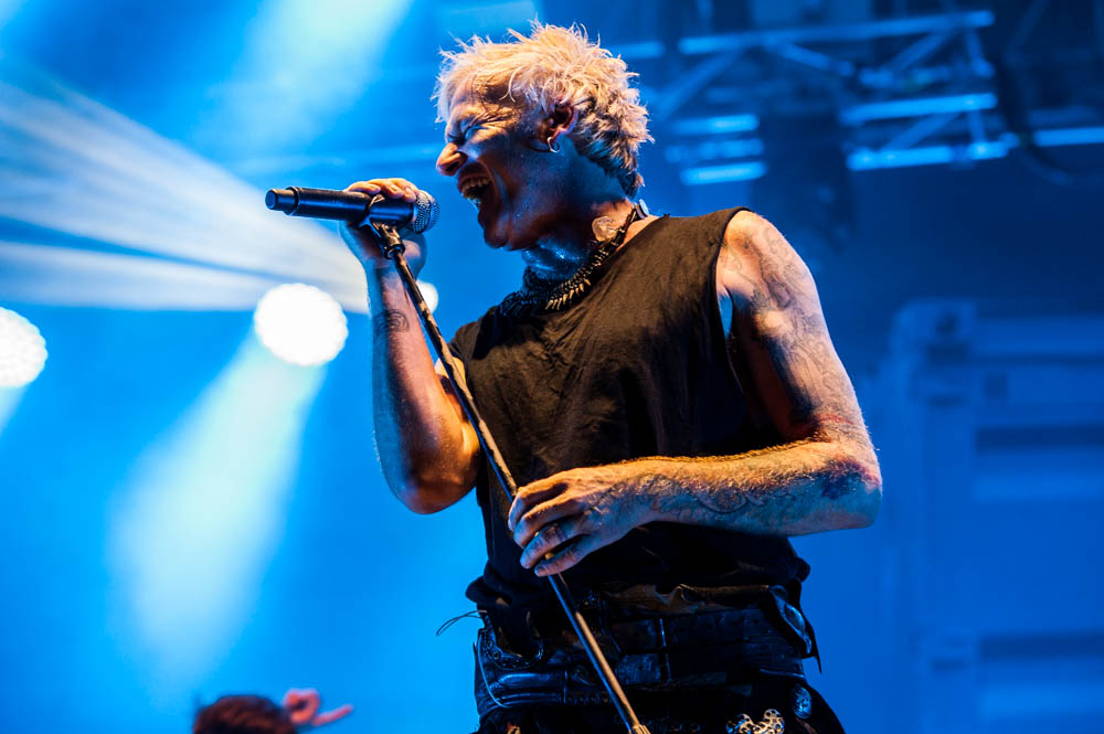 In Extremo live, Rock Harz Festival 2014