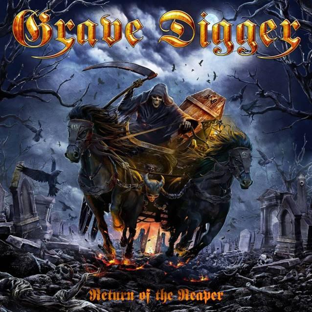 Grave Digger RETURN OF THE REAPER
