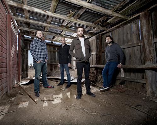Rise Against Promo Pic