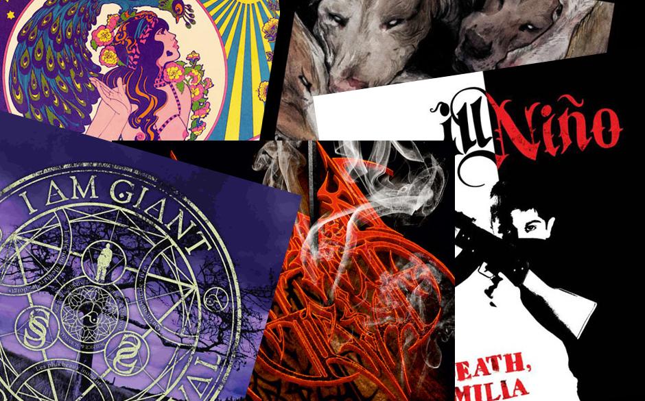 Das sind die neuen Metal-Alben vom 25.07.2014 >>>