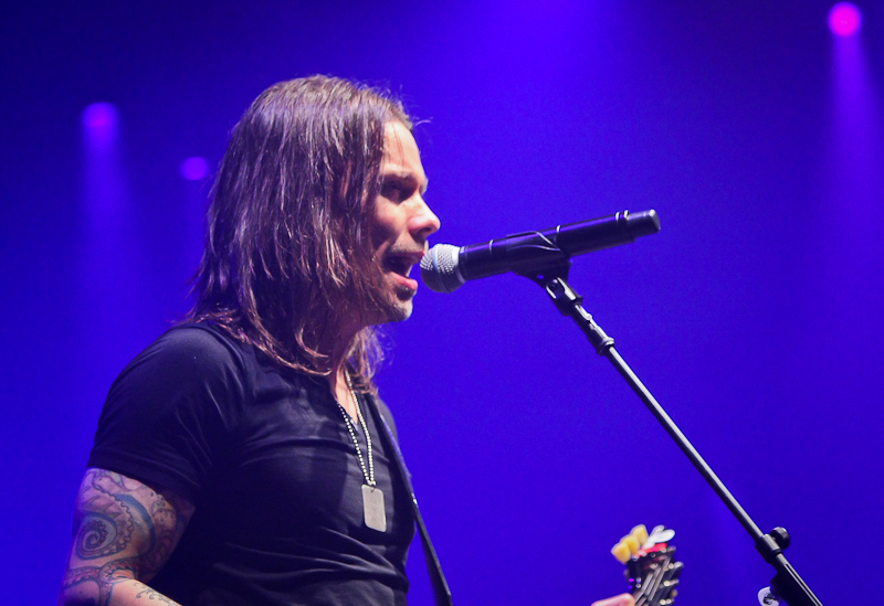 Alter Bridge live, 07.11.2013, Wien
