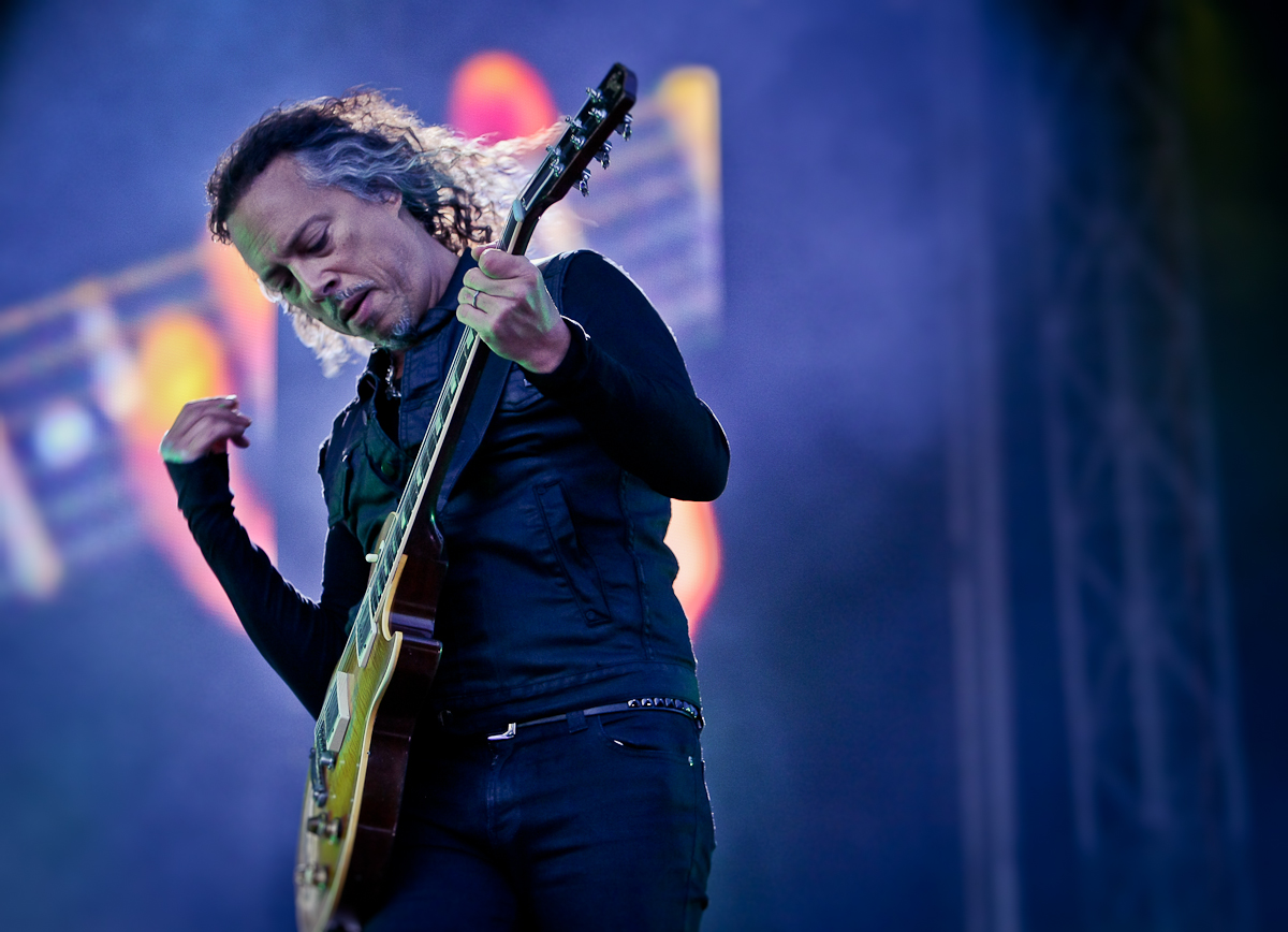 Metallica live, 09.07.2014, Wien