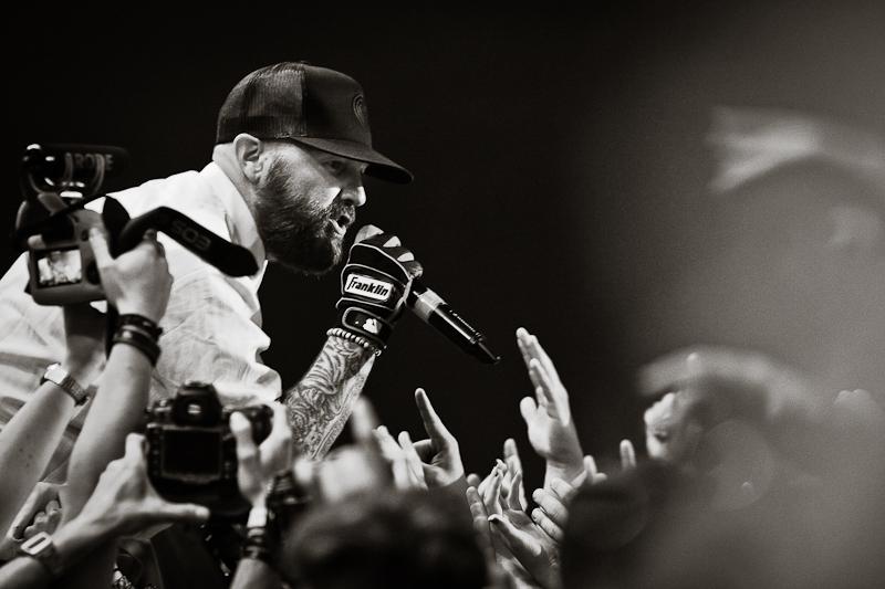 Limp Bizkit live, Nova Rock Festival 2014
