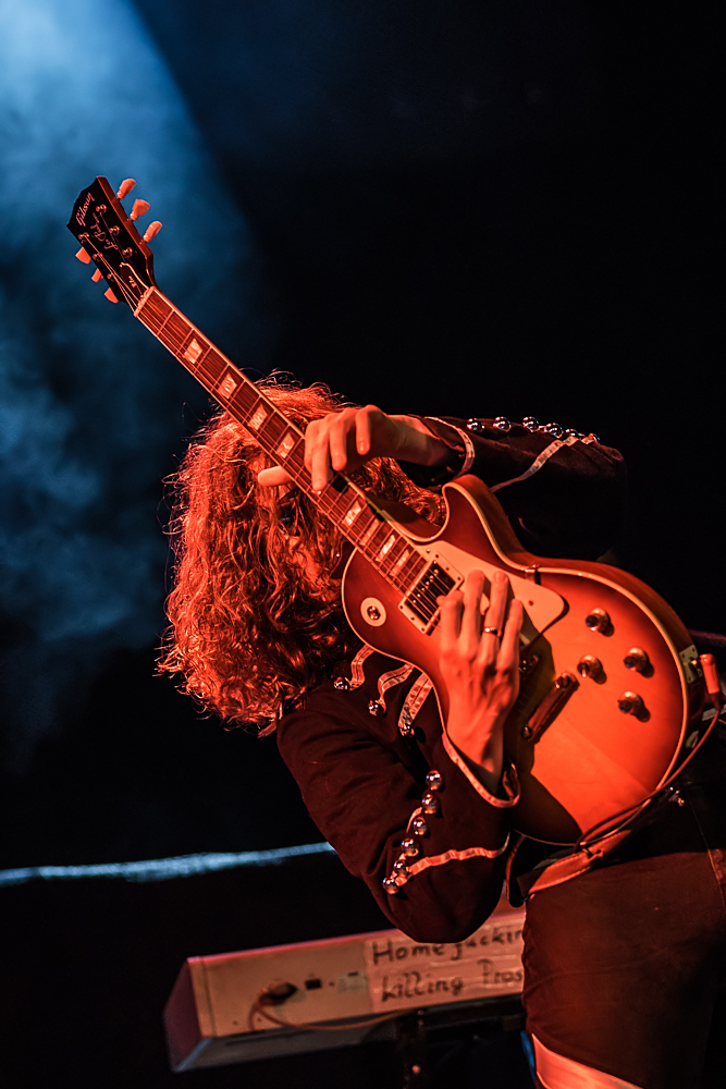 Dr. Woo's Rock'n'Roll Circus live, 31.07.2014, Geiselwind