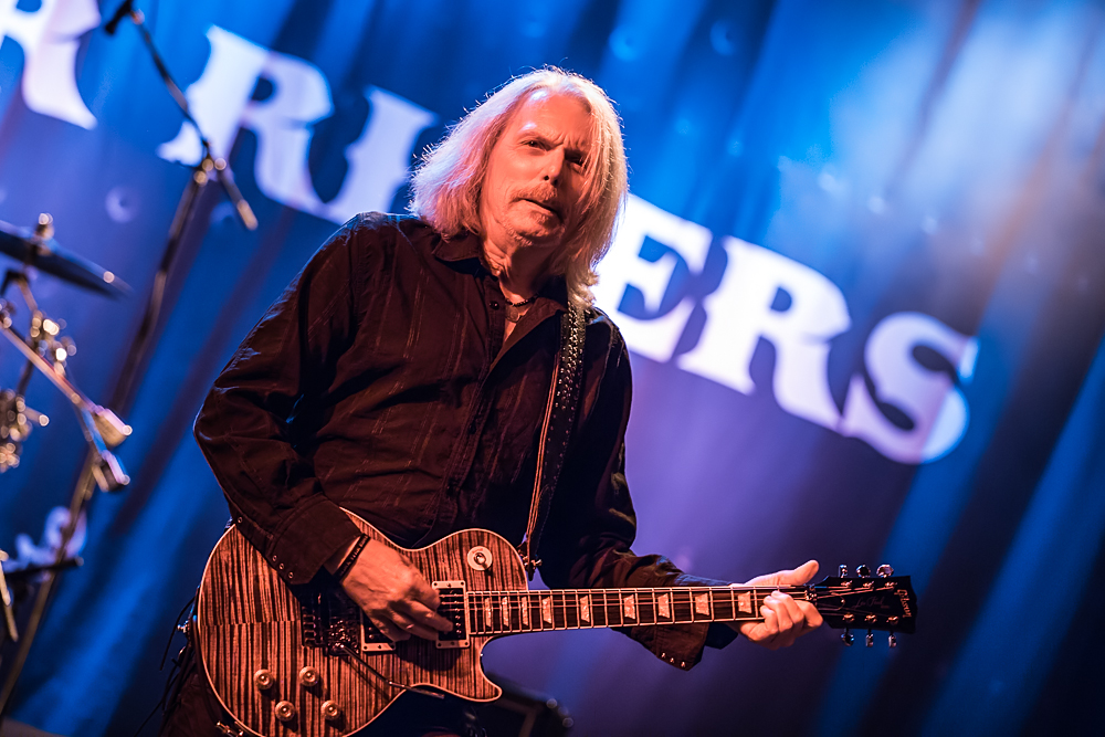 Black Star Riders live, 31.07.2014, Geiselwind