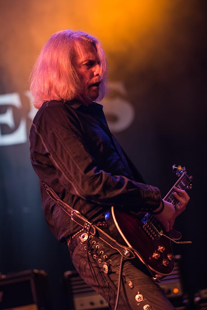 Black Star Riders live, 31.07.2014, Geiselwind