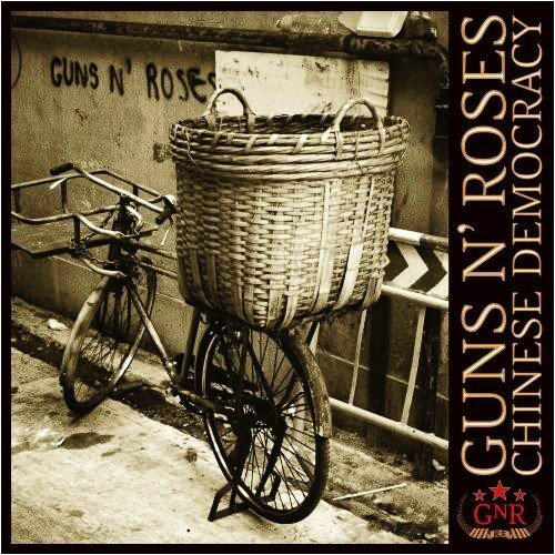 Guns N Roses, Chinese Democracy Cover