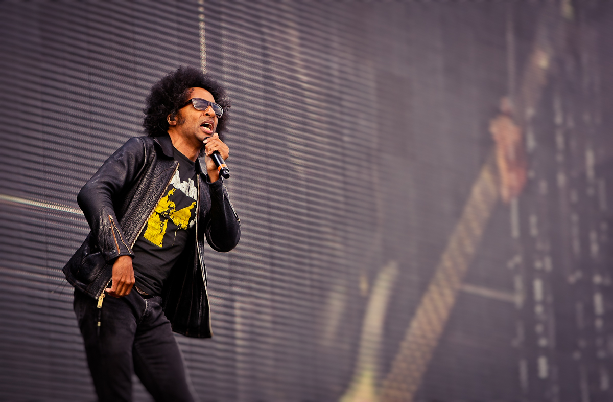 Alice In Chains live, 09.07.2014, Wien
