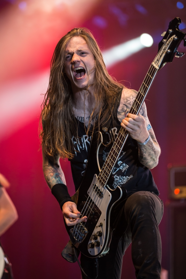 Summer Breeze 2014, Skeletonwitch, F.Stangl